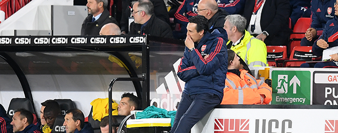 Have Arsenal gone backwards since Emery replaced Wenger?