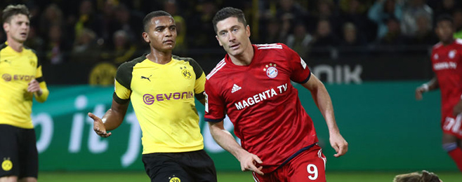 Bundesliga run-in round up: Gripping battle for title and European spots