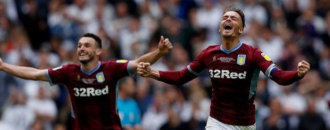 Aston Villa back in the Premier League as unheralded stars step up