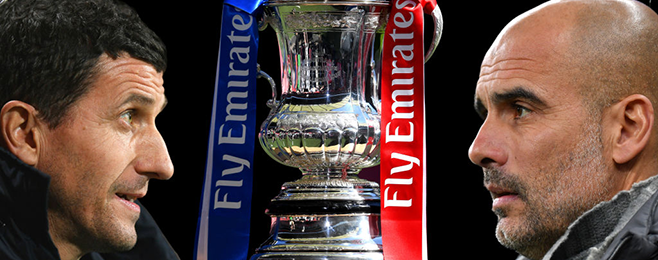 Man City vs Watford: Top 10/1 tip on the FA Cup Final