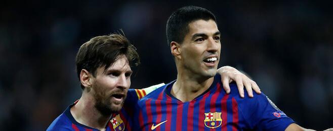 Barcelona dominate Real Madrid-free LaLiga team of the season