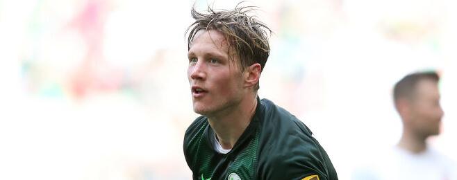 Wolfsburg striker shines in European team of the week