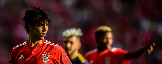 Manchester United quoted £150m for Benfica wonderkid