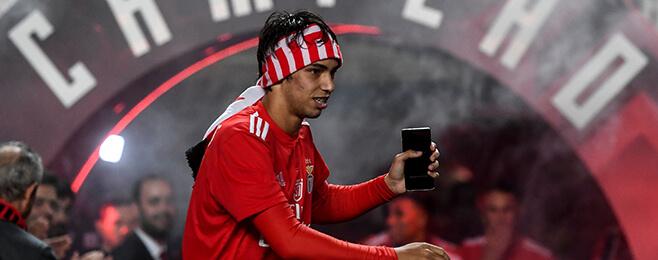 Manchester United targets makes 2018/19 Liga NOS Team of the Season