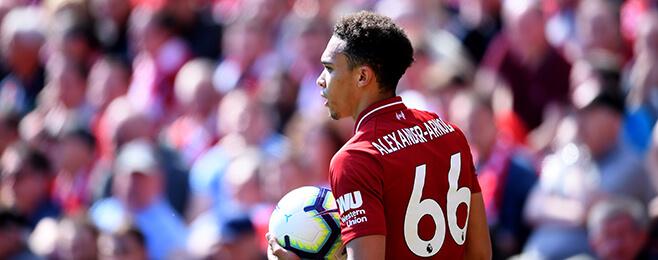 Liverpool's Alexander-Arnold breaks Premier League record to make best U21 XI