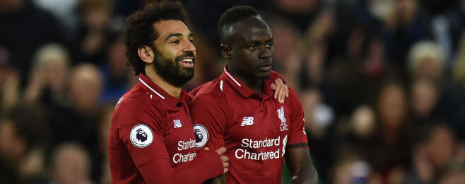 Liverpool star duo feature in Senegal dominated AFCON XI
