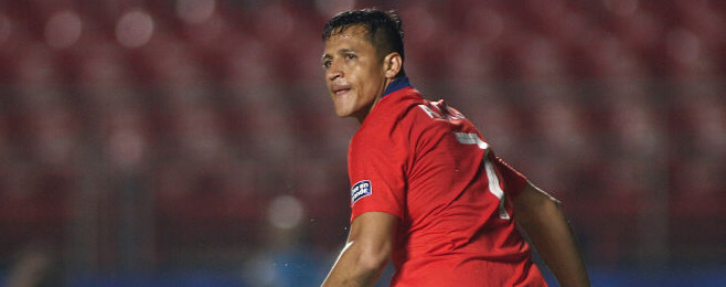 Chile dominate Copa America best XI after Japan rout