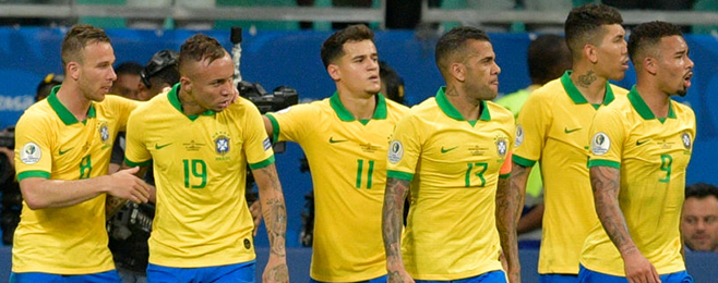 Copa America Group A top performers - Brazil dominate after five-star display