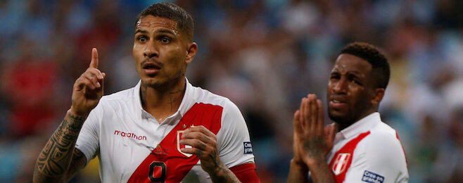 Experienced Peru pair shine in Copa America best XI