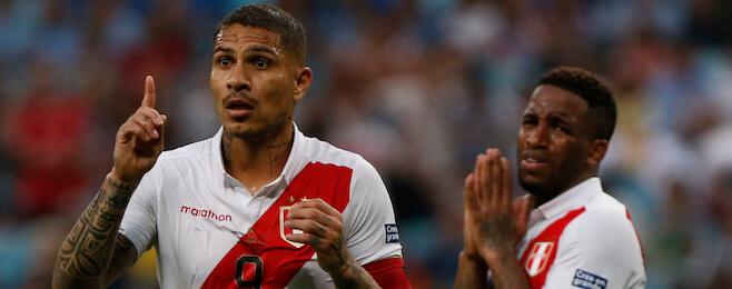 Experienced Peru pair shine in Copa America best XI