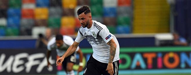 Euro U21 Group B top performers – Germany duo top rankings