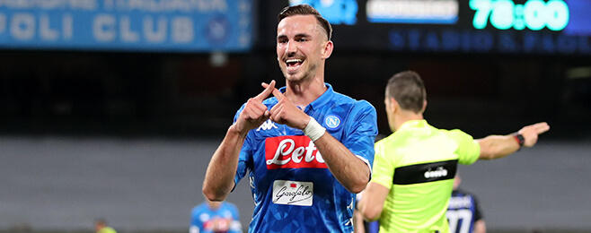 Real Madrid interested in Napoli midfielder