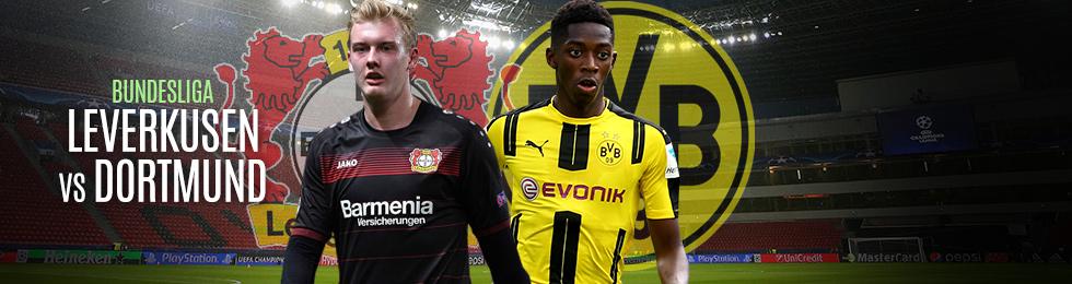 Bayer Leverkusen-Borussia Dortmund