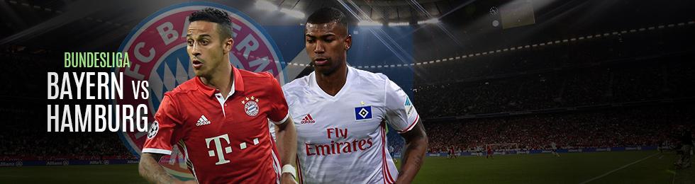 Bayern Munich-Hamburger SV