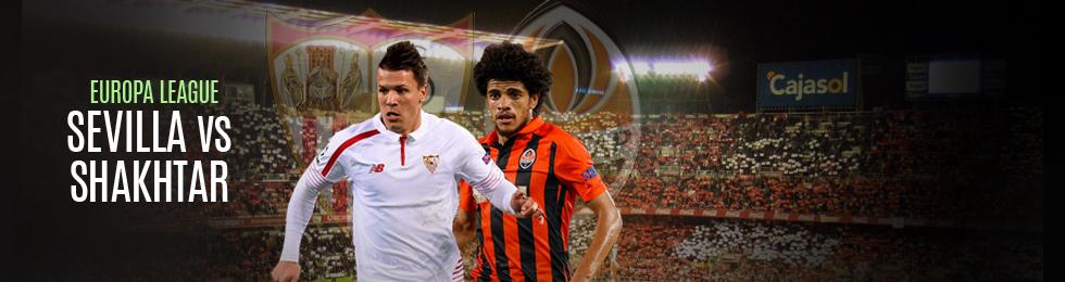 Sevilla-Shakhtar Donetsk
