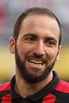 Juventus announce Higuain capture